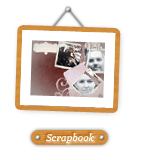 Bilder von Scrapbooking