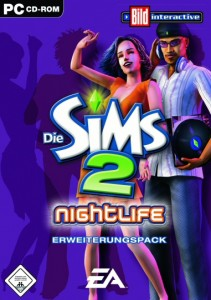 Sims 2 - Nightlife