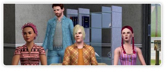 simsannecom Sims 3   kostenlose Downloads   Häuser, Frisuren, Möbel