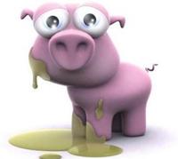 ein-suessen-rosefarbenes-schwein