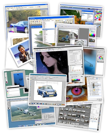 Alternative Software zu Photoshop
