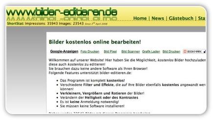 Bilder-editieren.de