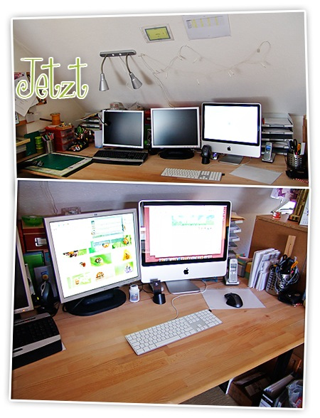 Schreibtisch jetzt