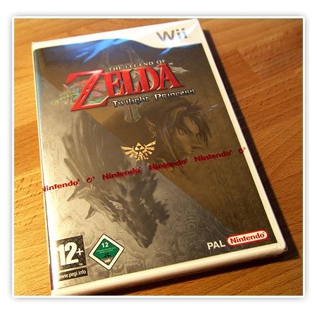 Zelda - Twilight Princess für die Wii