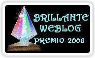 Award - brilliantes Weblog 2008