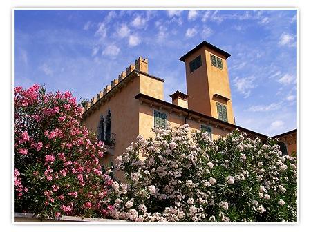 Ein Haus in Bardolino