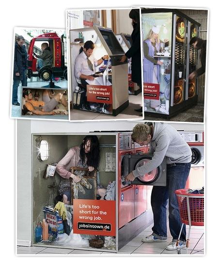 Minijobs im Automat