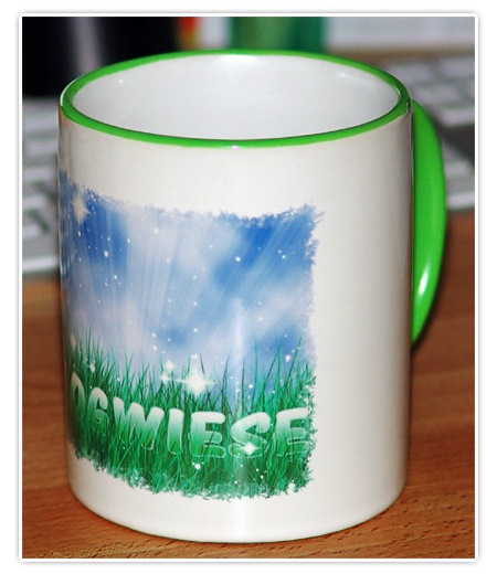 Blogwiese - Kaffeebecher