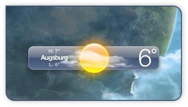 Temperatur am 15.09.08