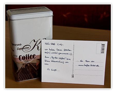 Kaffee von Kaffee-Bazar