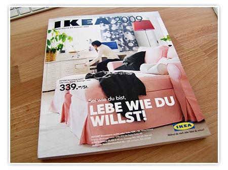 der neue IKEA Katalog 2009