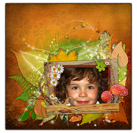 Scrapbooking - Autumn