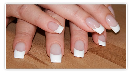 french nails French Nails