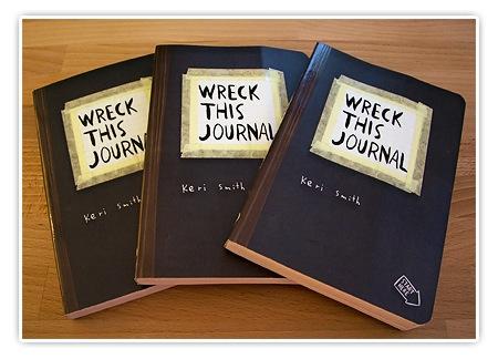 Gewinne ein Wreck this Journal