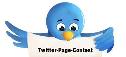 Wer hat die schönste Twitter-Page?