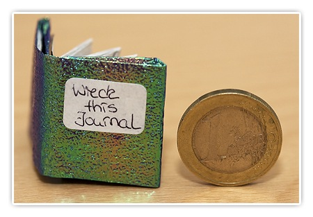 Wreck this Journal in Minimini