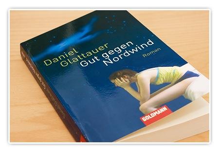 Buchempfehlung - Gut gegen Nordwind von Daniel Glattauer