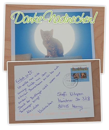 Postkarte von Nadinechen aus Bremerhaven