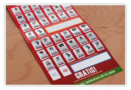 Fressnapf - Sticker - Bonus - Plüschvieh