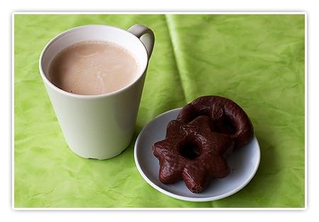 Kaffee - Lebkuchen