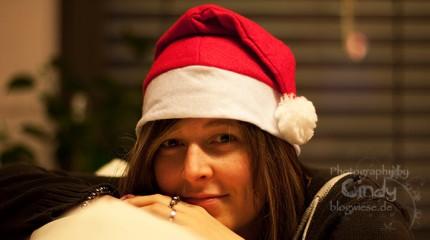 Cindy - Weihnachten 2009