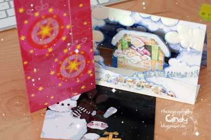 Weihnachtsfanpost ;o)