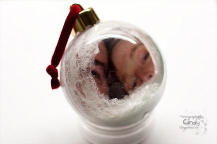Weihnachtskugel von Personello
