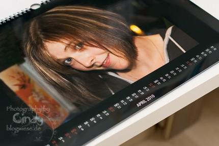 Wandkalender von FujiDirekt - Einzelblatt