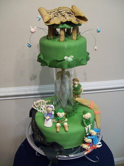 Torte für Zeldafans