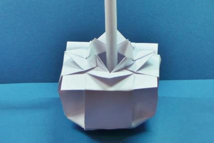 Vase - Origami