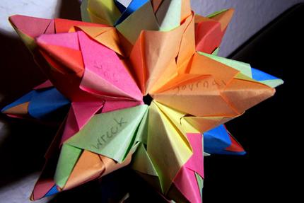 Stern - Origami