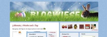 Ostern auf der Blogwiese