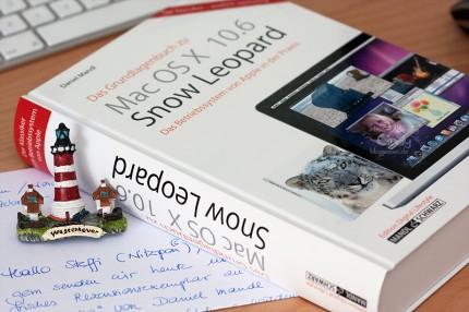 Grundlagenbuch zu Mac OS X 10.6 Snow Leopard