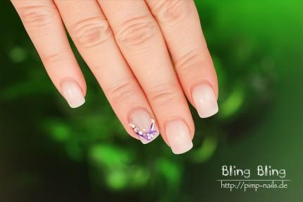 Nail Art - Bling Bling