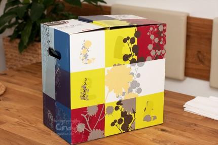 Senseo Flavors im Karton