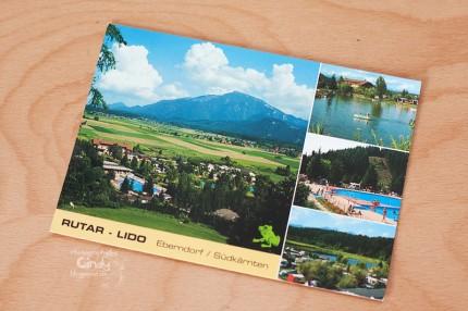 Postkarte aus Eberndorf