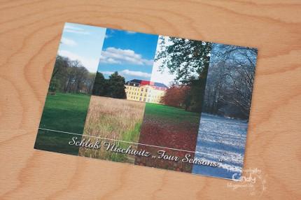 Postkarte aus Nischwitz