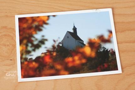 Postkarte aus Rottenburg