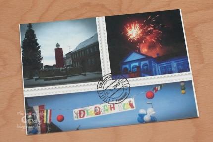 Postkarte aus Dieburg
