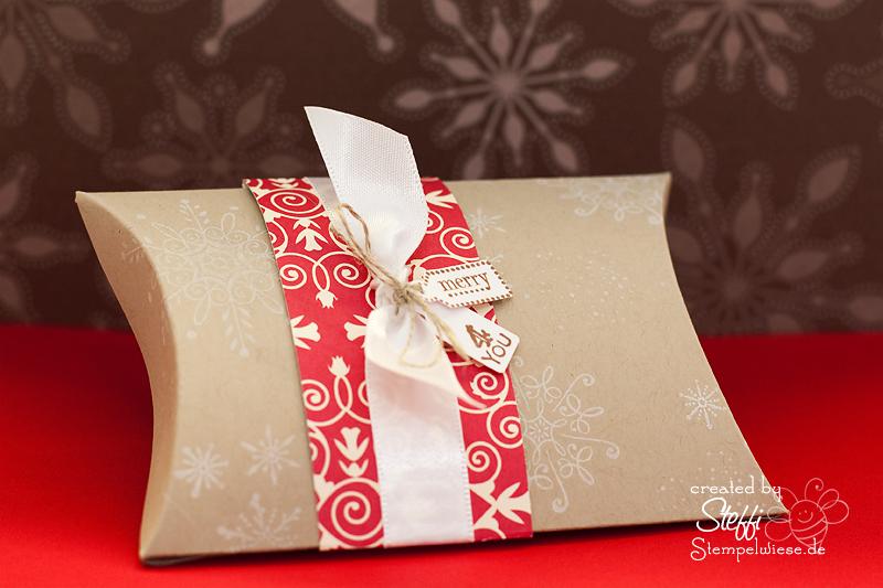 Schmuck verpacken weihnachten