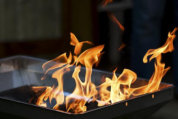 Heiß - Feuer - Flammen
