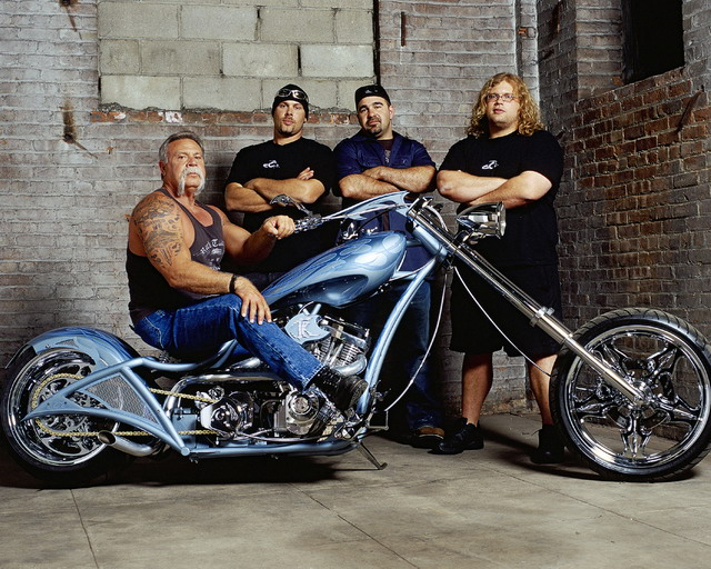 Occs driven organization dedicated to build world-orange county choppers has